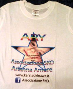 T-shirt adulto e bambino