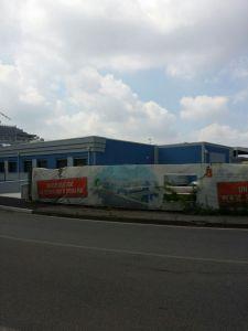 Nuovo Centro Maria Letizia Verga adiacente l'ospedale San Gerardo